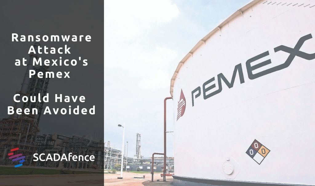 Ransomware Attack At Mexico's Pemex Could Have Been Avoided